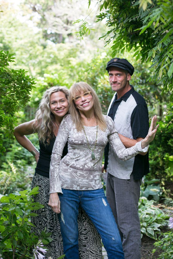 Janice griffith dana vespoli hot trio