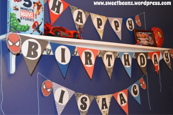 DIY Pennant Banner Template for Your Next Party! Banner letters