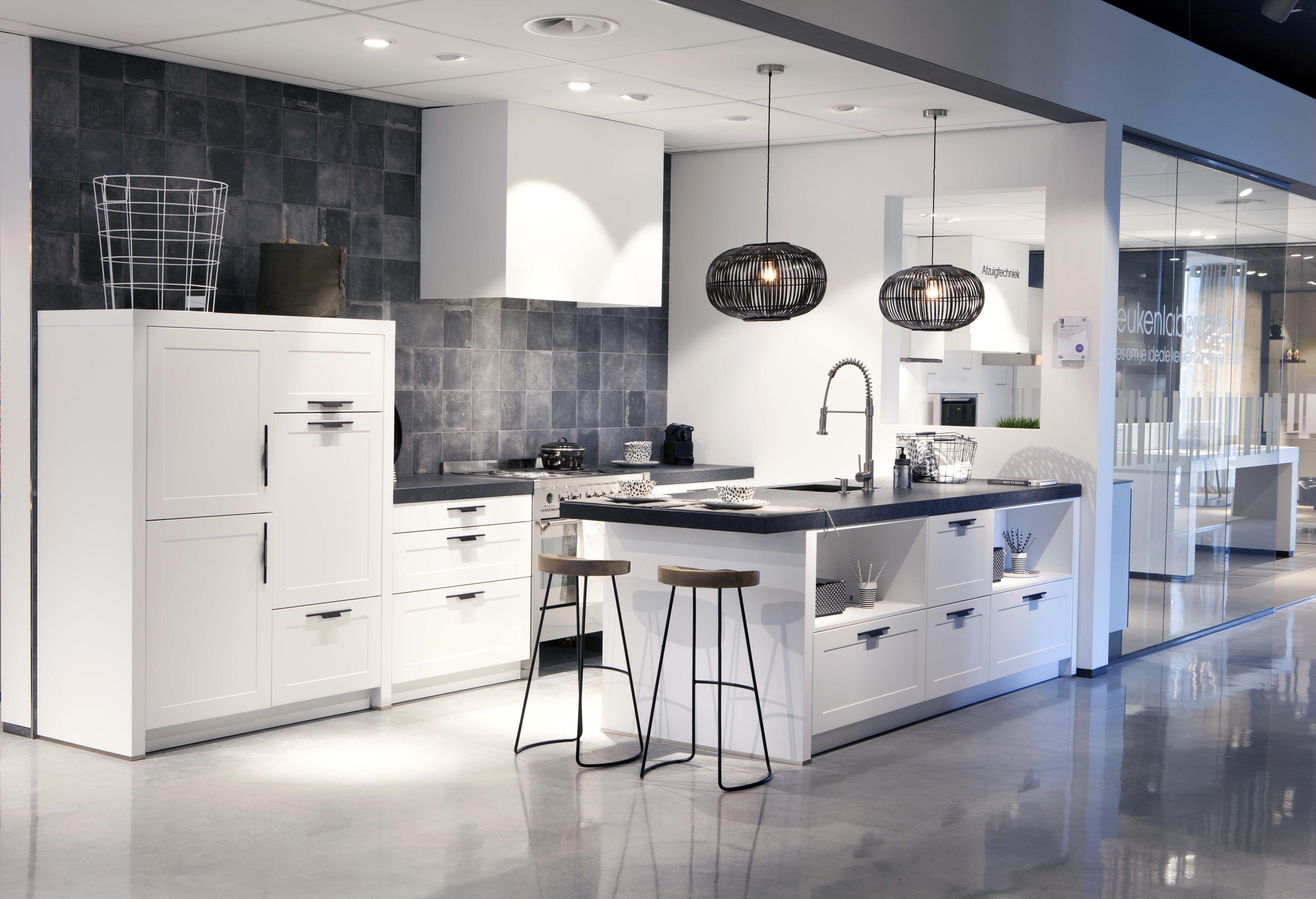 Open Keuken Inspiratie : Voorbeelden landelijke woonkeuken nieuwekeukenplanner