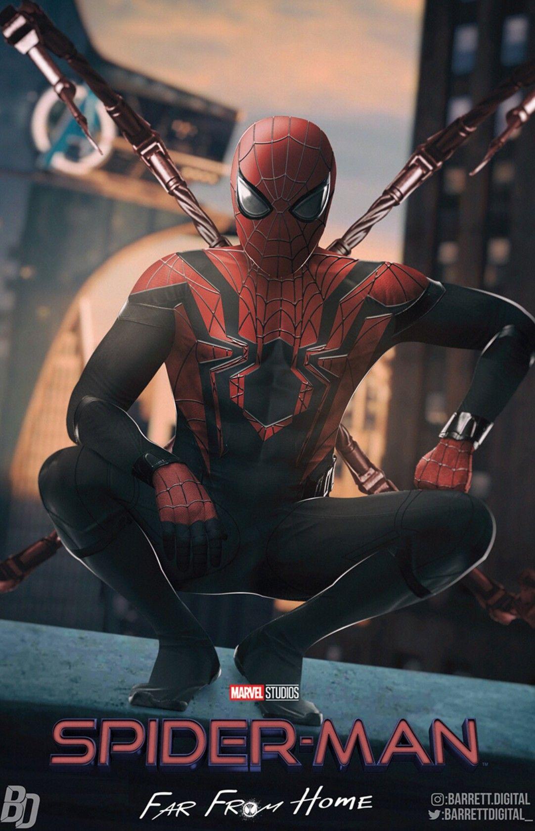 spider-man, far from home | spidey | pinterest | spiderman, marvel