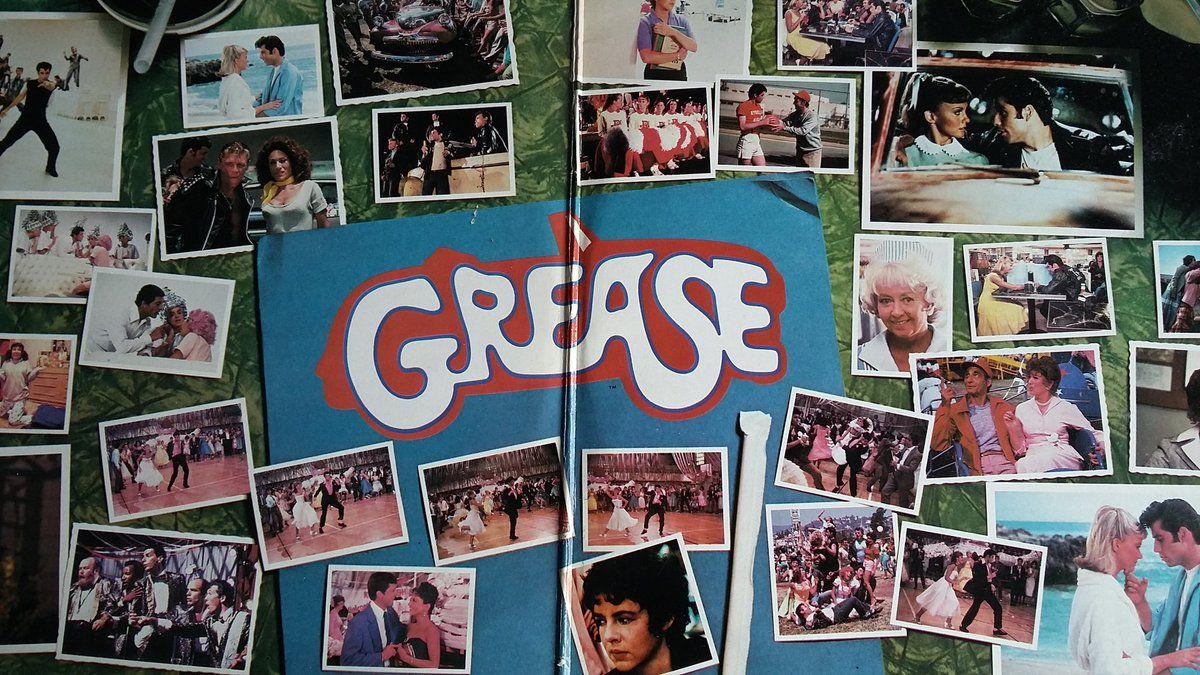 Helen Bell on Soundtrack music, Grease soundtrack, Vinyl