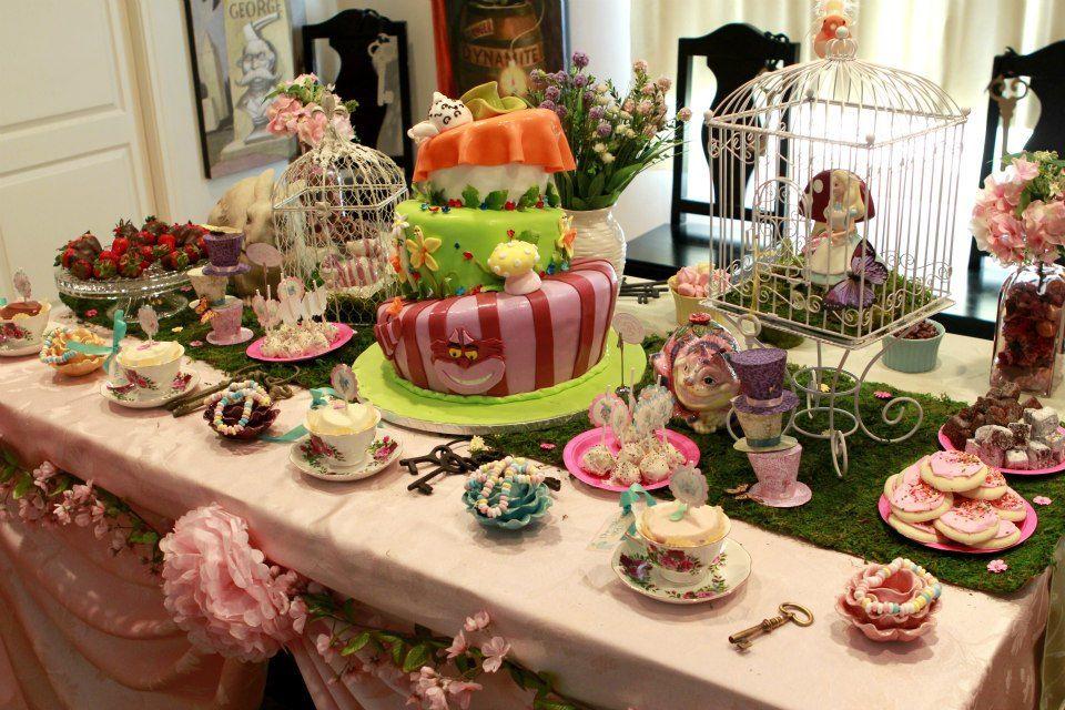 Chloe\u0027s Inspiration ~ Another Wonderland Party ~ Part II - Celebrate \u0026 Decorate & Chloe\u0027s Inspiration ~ Another Wonderland Party ~ Part II ...