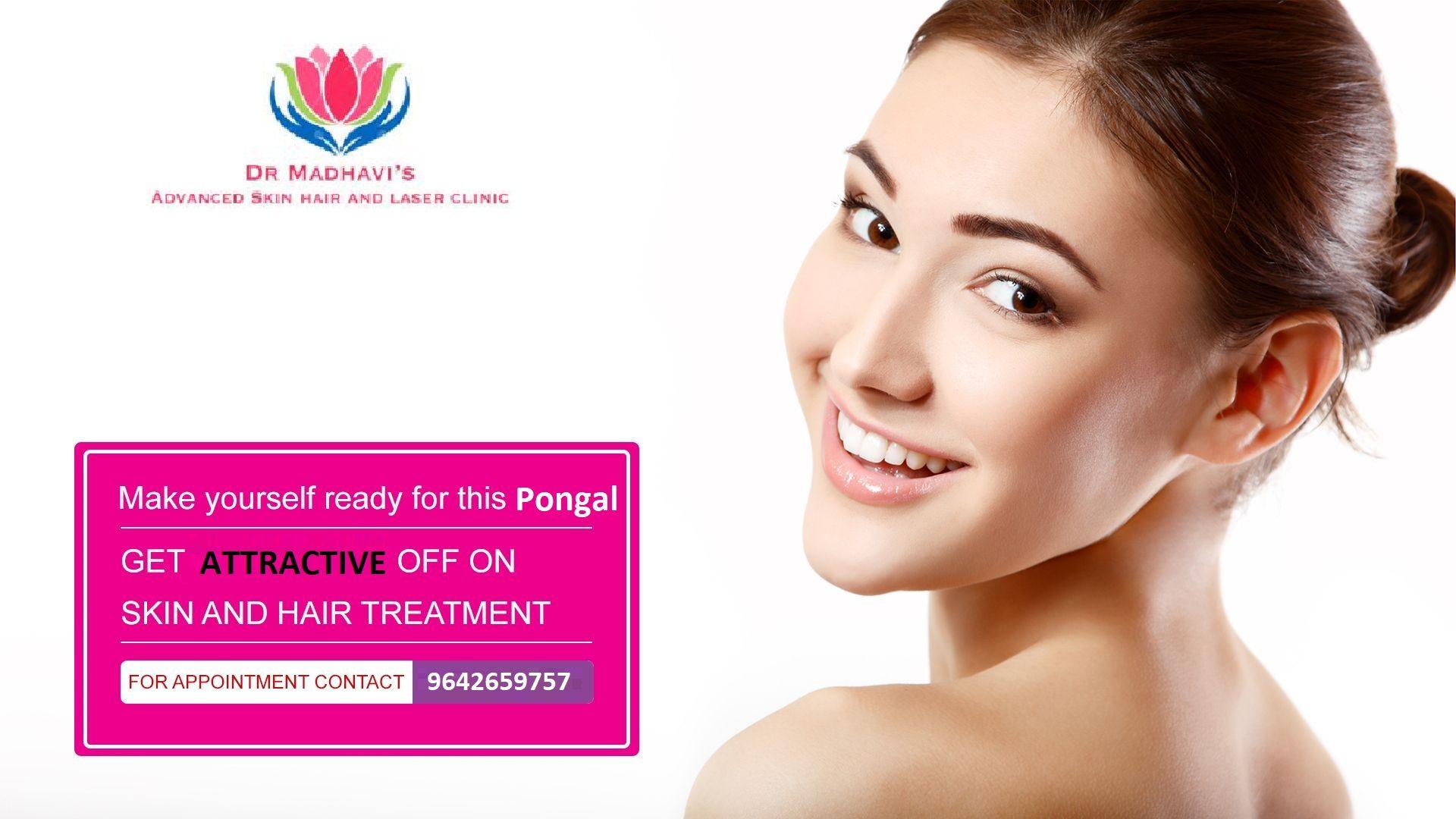 Madhavi's Advanced Skin Clinic Skin clinic, Skin care