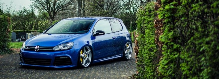 Modified Volkswagen Mk6 Golf GTi 1