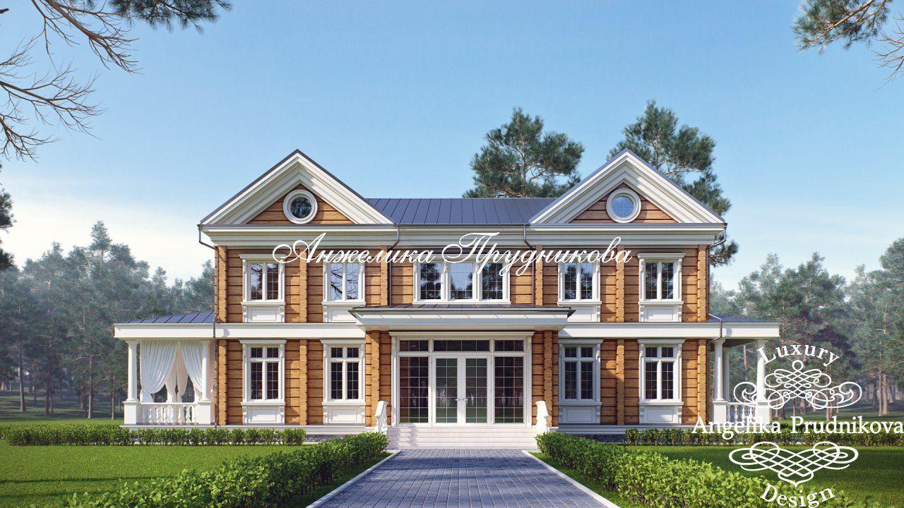 Дизайн экстерьера дома из кедра | Дизайн, Дизайн ...