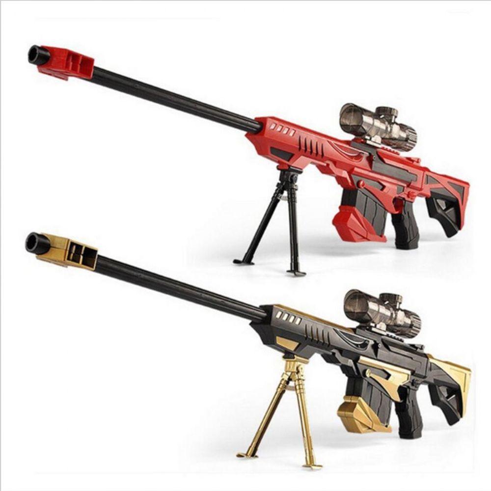 Water Soft Bullet Gun Plastic Toys Sniper Rifle Pistol Paintball Pistol  BoysGift