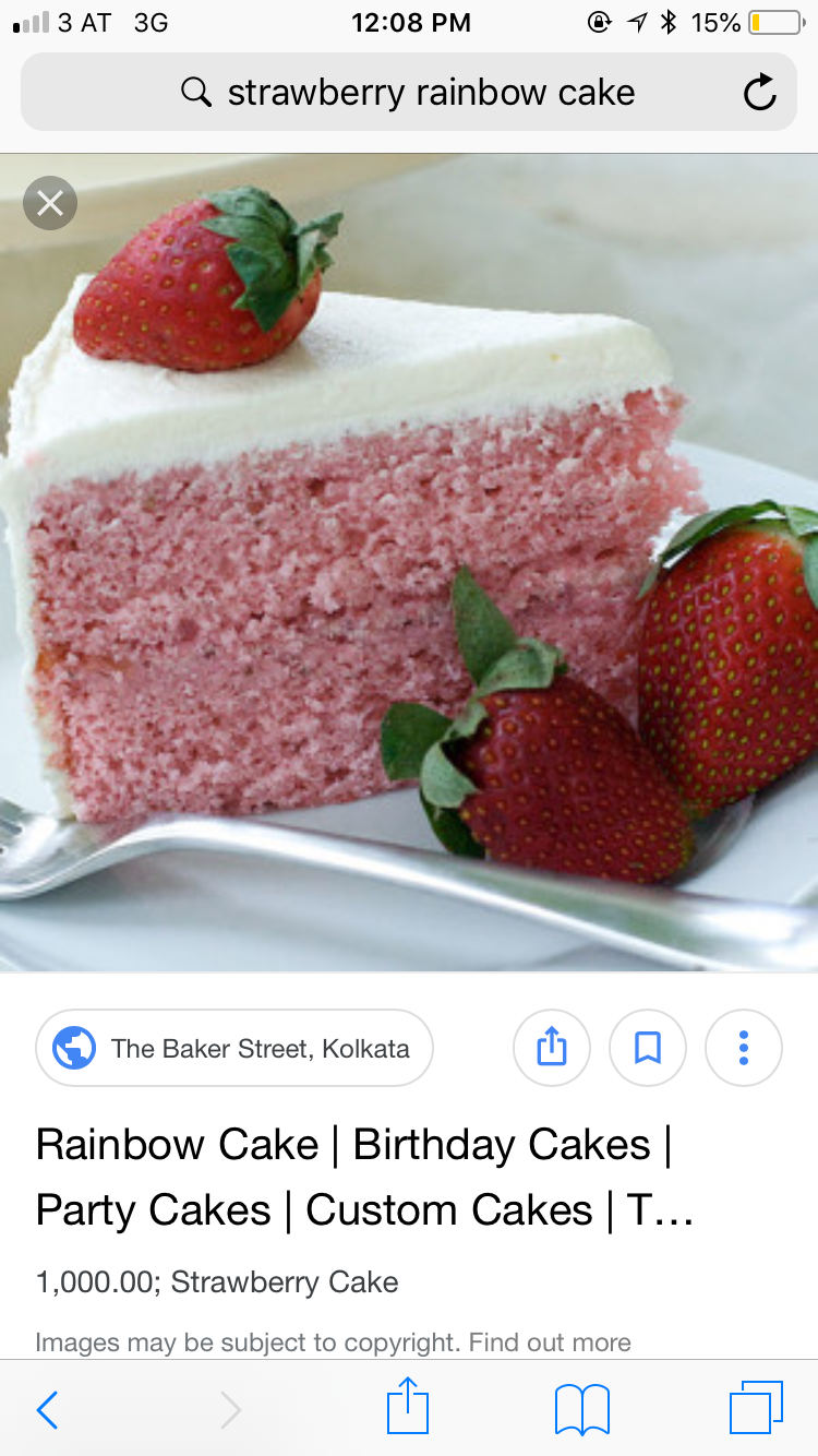 Pin By Kate Lerner On Strawberry Cake Pinterest Strawberry Cakes