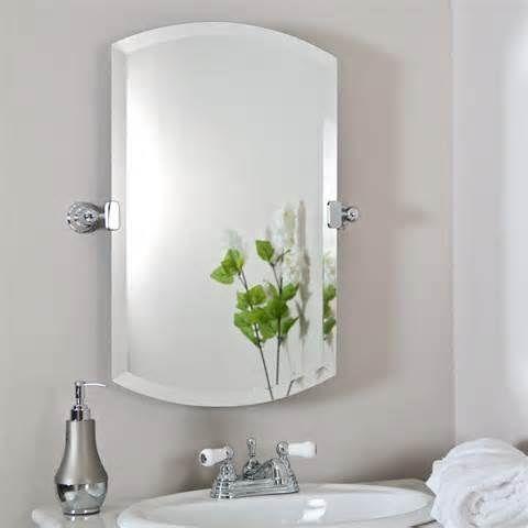 15 Fotos de Espejos para el Cuarto de Baño | Espejos para ...