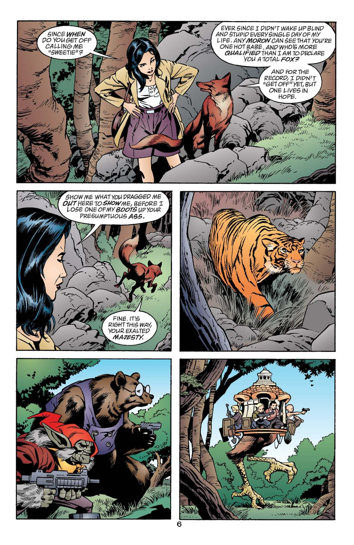 Read Comics Online Free Fables Chapter 008 Page 7 Fables Comic Read Comics Online Free Comics Online