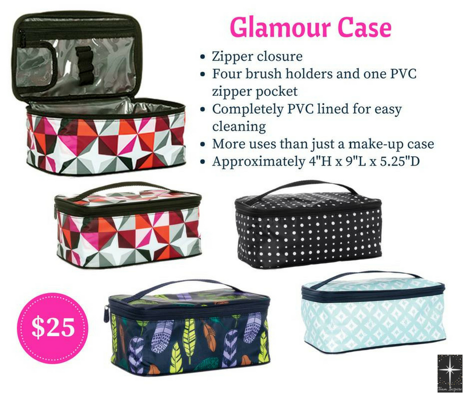 1b0dca8926 Glamour Case by Thirty-One Fall 2018. Store your cosmetics   toiletries in  this fantastic travel glamour case.  thirty-one  31  thirtyone  glamour   case ...
