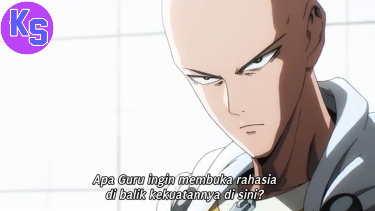 One punch man episode 3 subtitle indonesia