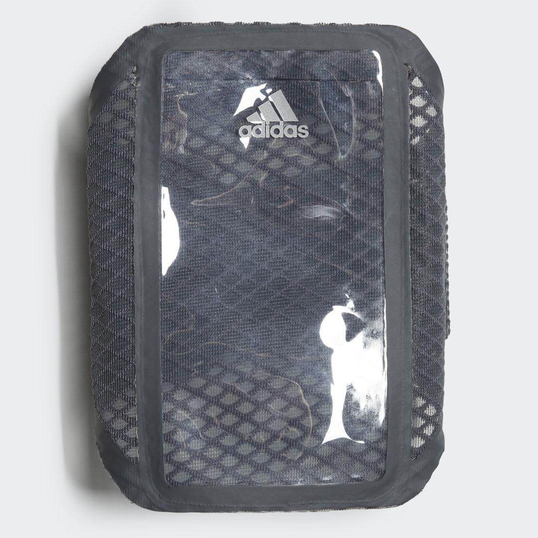 adidas Run Media-Armtasche - Grau | adidas Deutschland