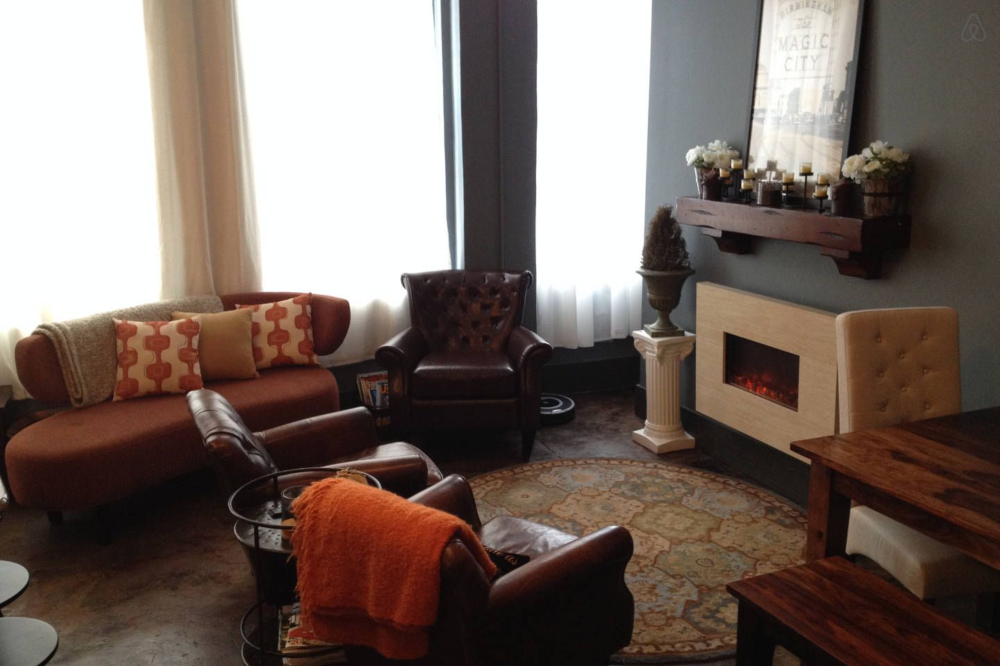 Loft Style Living In Downtown Bham vacation rental in