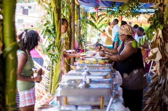 Creole Day st lucia