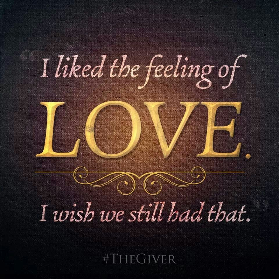 The Giver Book Quotes The Giver  Movies And Tv Shows I Love  Pinterest  Film 2014