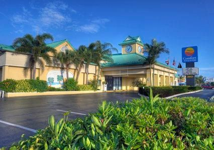 Comfort Inn And Suites And Executive Suites Cocoa Beach Fl