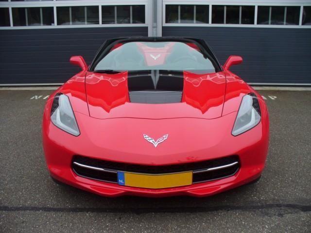 Chevrolet Corvette Convertible 6.2 3LT Stingray 2014