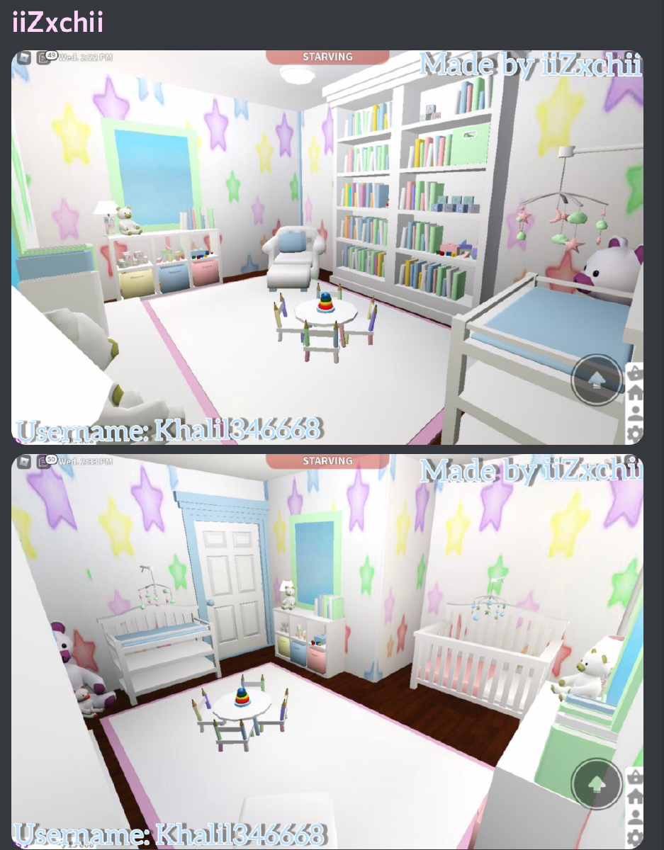 Pin By Aylagirl On ROBLOX Things | Cute Room Ideas, Room Ideas Bedroom, Girl Bedroom Decor