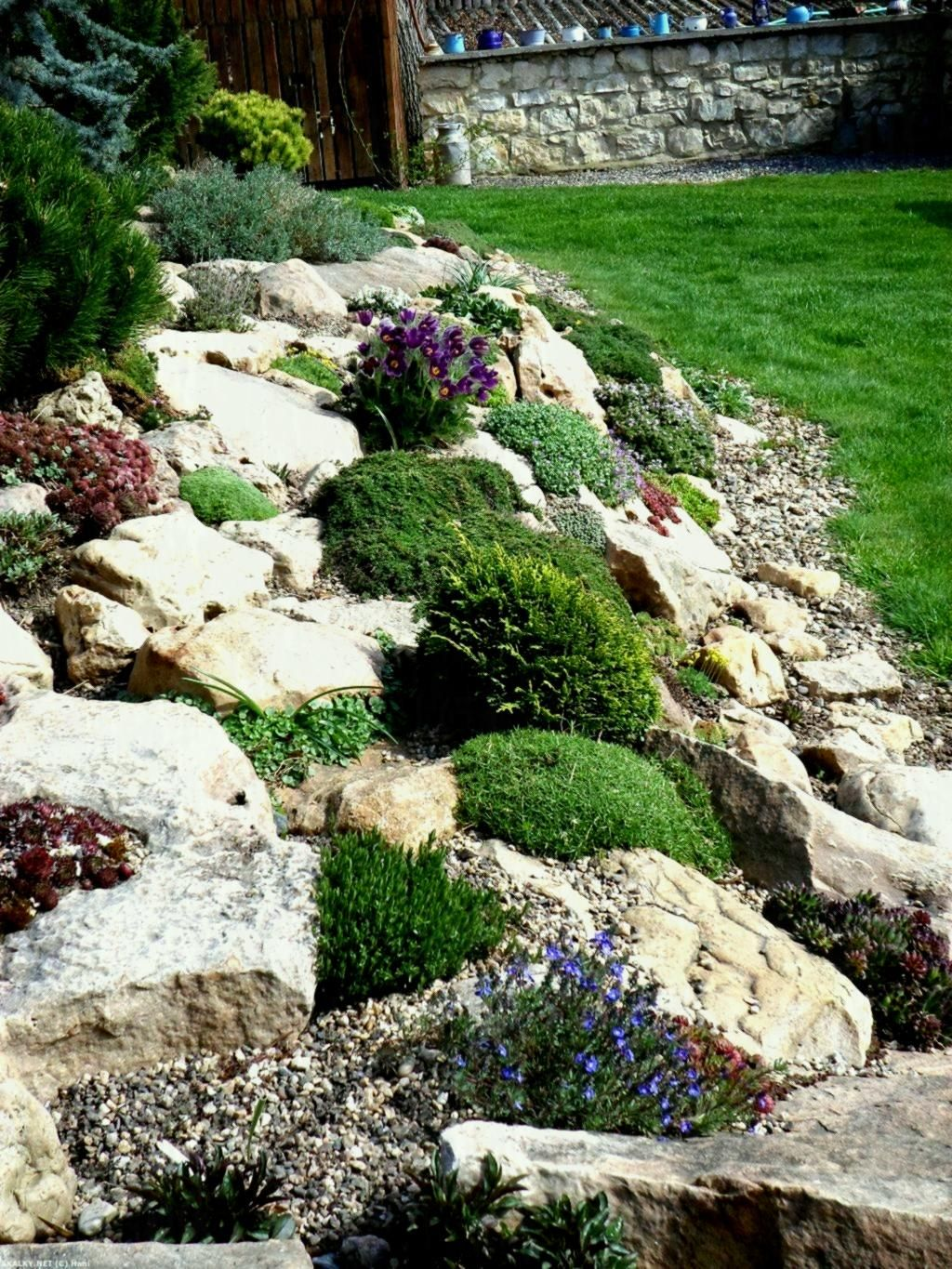 Check Out These Fantastic Rock Garden Designs And Ideas Pinterest