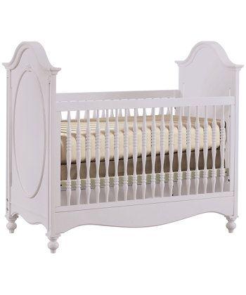 Lavender crib