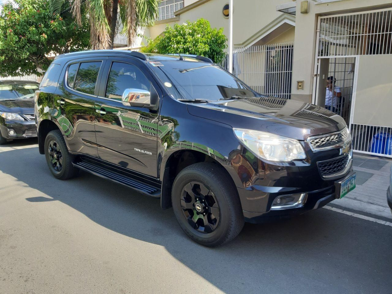 2013 Chevrolet Trailblazer Ltz 4x4 Chevrolet Trailblazer Trailblazer Car Chevrolet