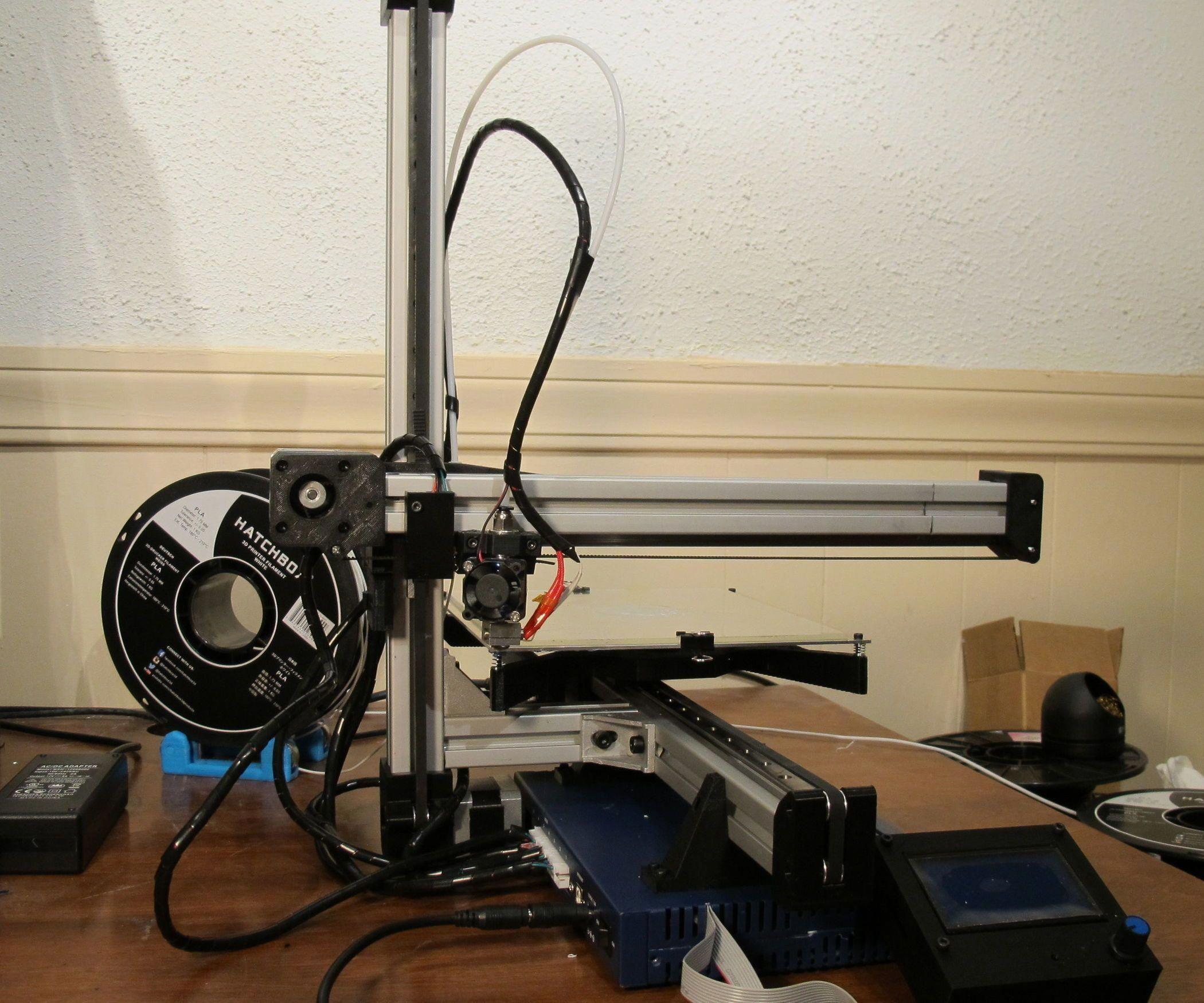 3d printer cantilever c3dtn 3d printer machine diy 3d