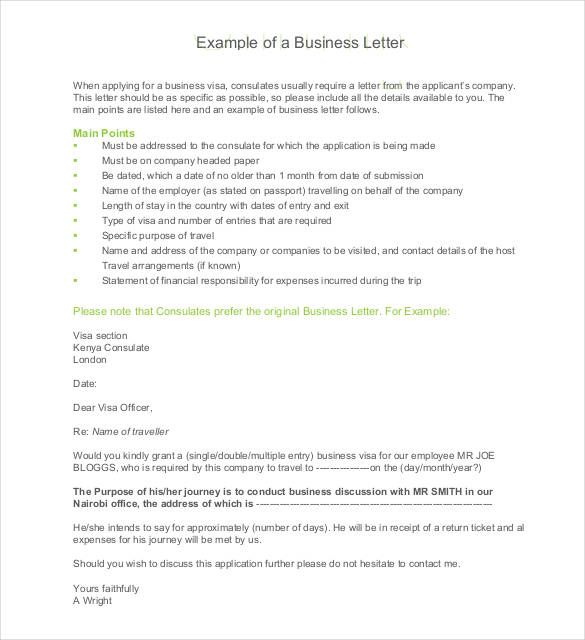 Example Business Letter Sample Pdf Pdfpng Caption Rxtnjtv The Best