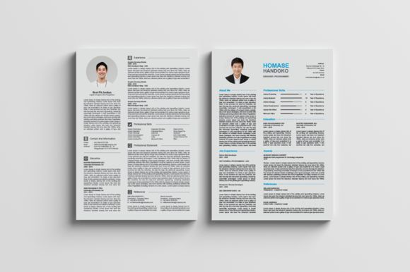 top 2 page cv    resumes    a4 creativework247