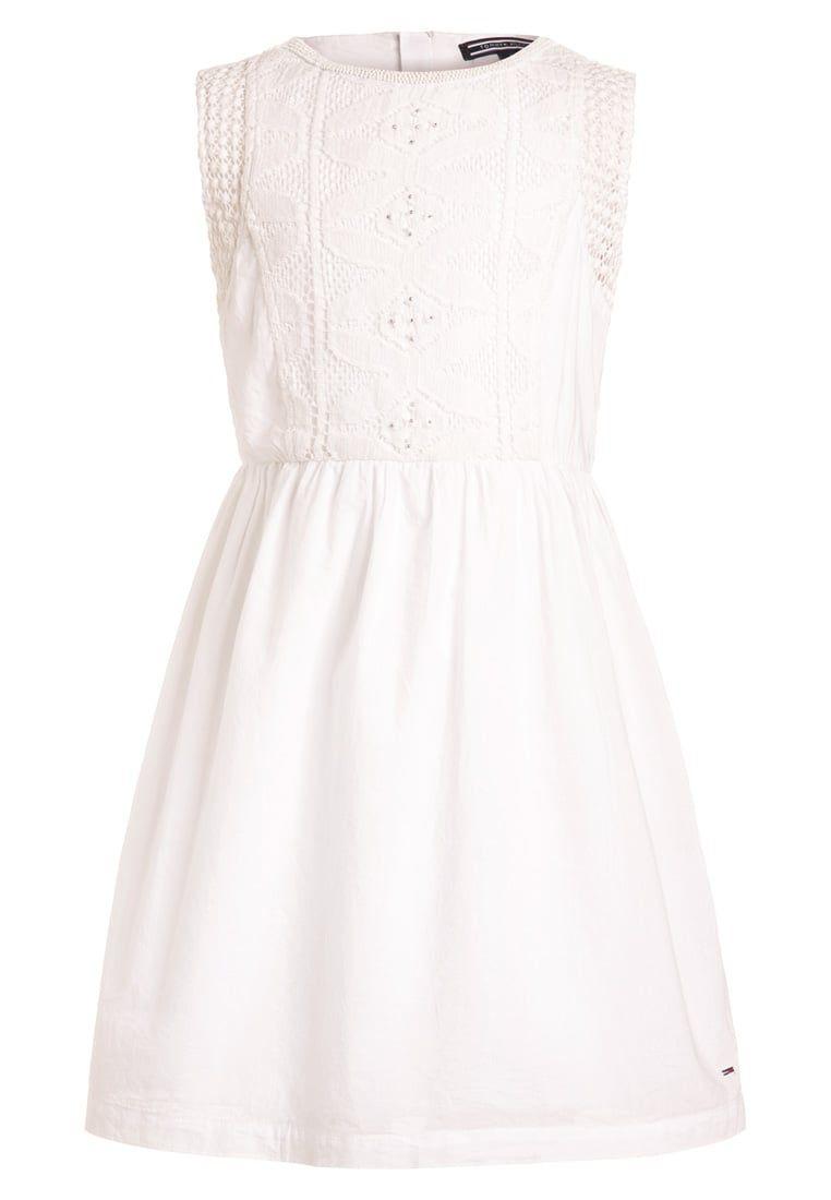 Cocktailkleid / festliches Kleid - white | Tommy hilfiger