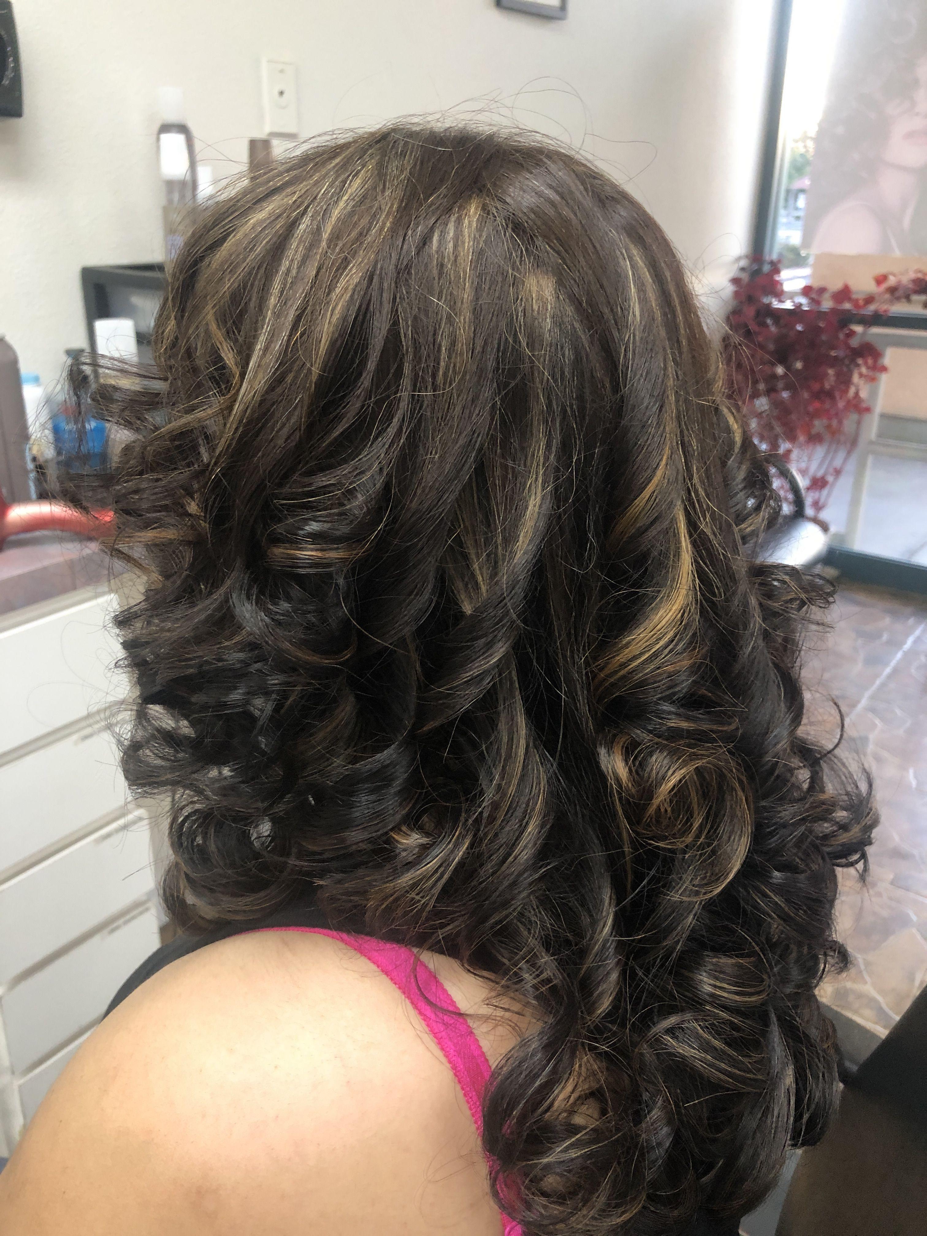 pin california hair