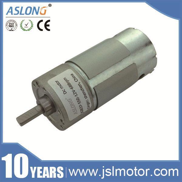 12v Dc Motor High Torque Low Rpm