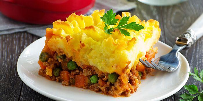 Turkey Shepherd S Pie Recipe With Images Turkey Shepherds