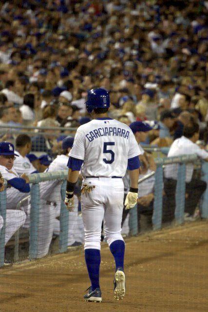 Dodgers (2006-2008): Nomar Garciaparra IF #5