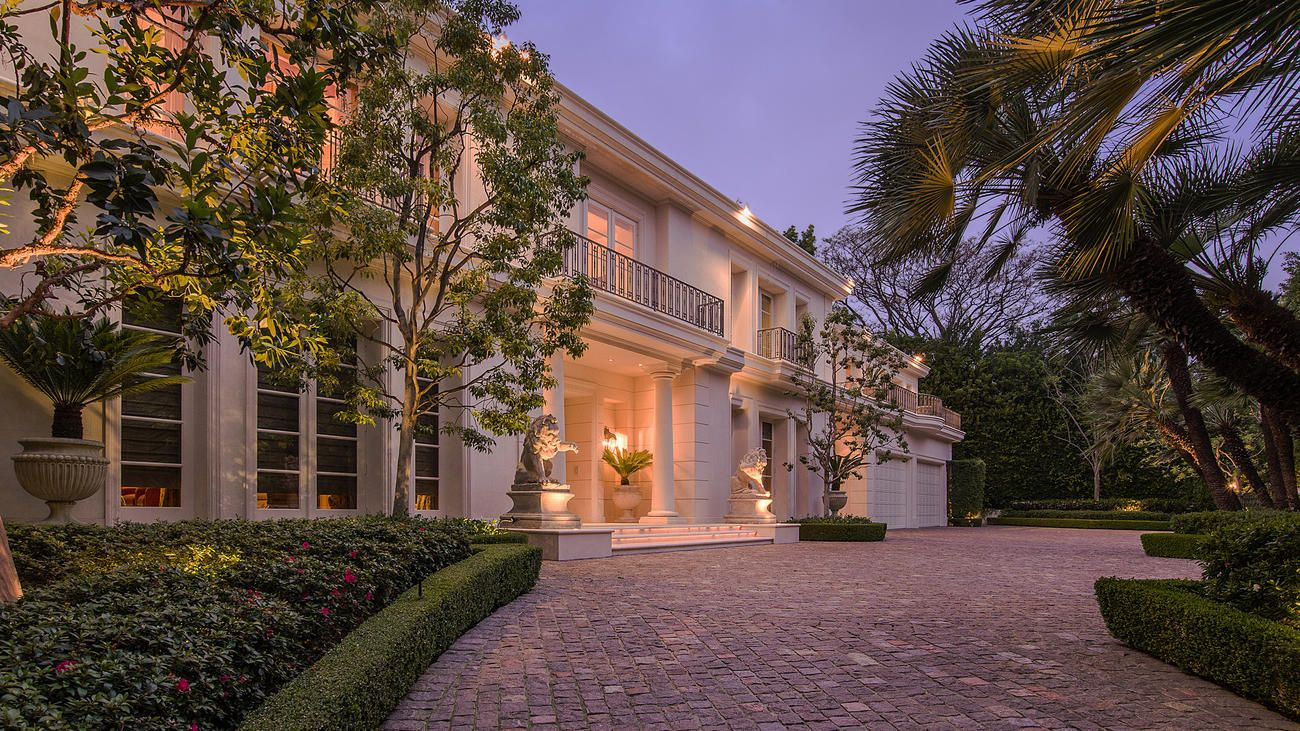 Home of the Day: Grand neoclassical estate in Beverly Hills for $39.5 million