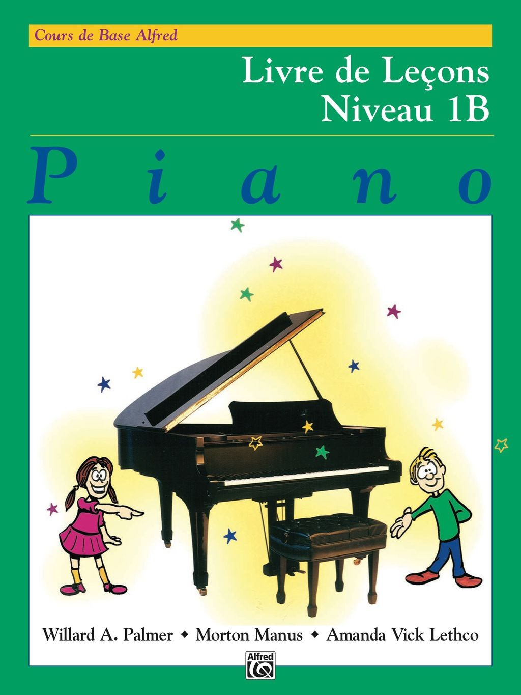 Alfred S Basic Piano Course French Edition Lesson Book 1b Ebook