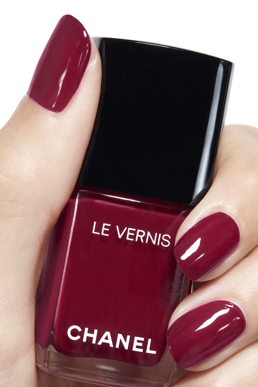 LE VERNIS Longwear Nail Colour 572 - EMBLÉMATIQUE in 2019 | beauty ...