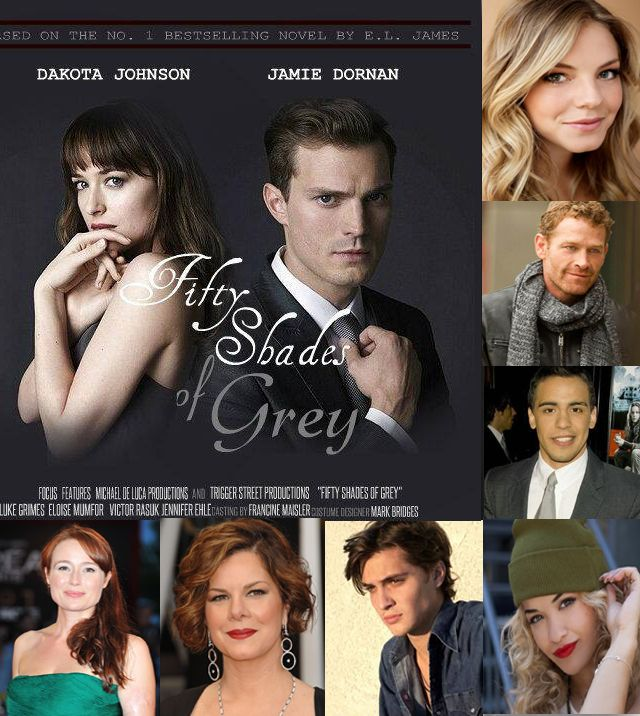 50 shades actors dating