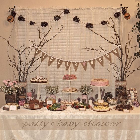 Forest Baby Shower Theme Best Forest In The World 2017