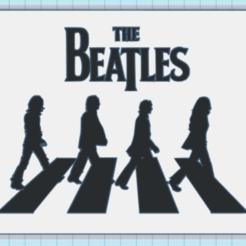 Beatles Classic 3d Picture Beatles Poster Beatles Drawing Beatles Artwork