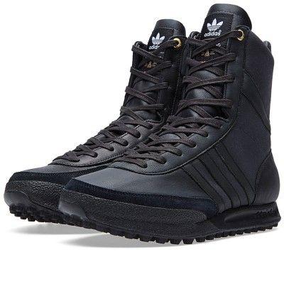 Adidas x Barbour GSG 9 (negro) zapatos Pinterest Barbour y Adidas