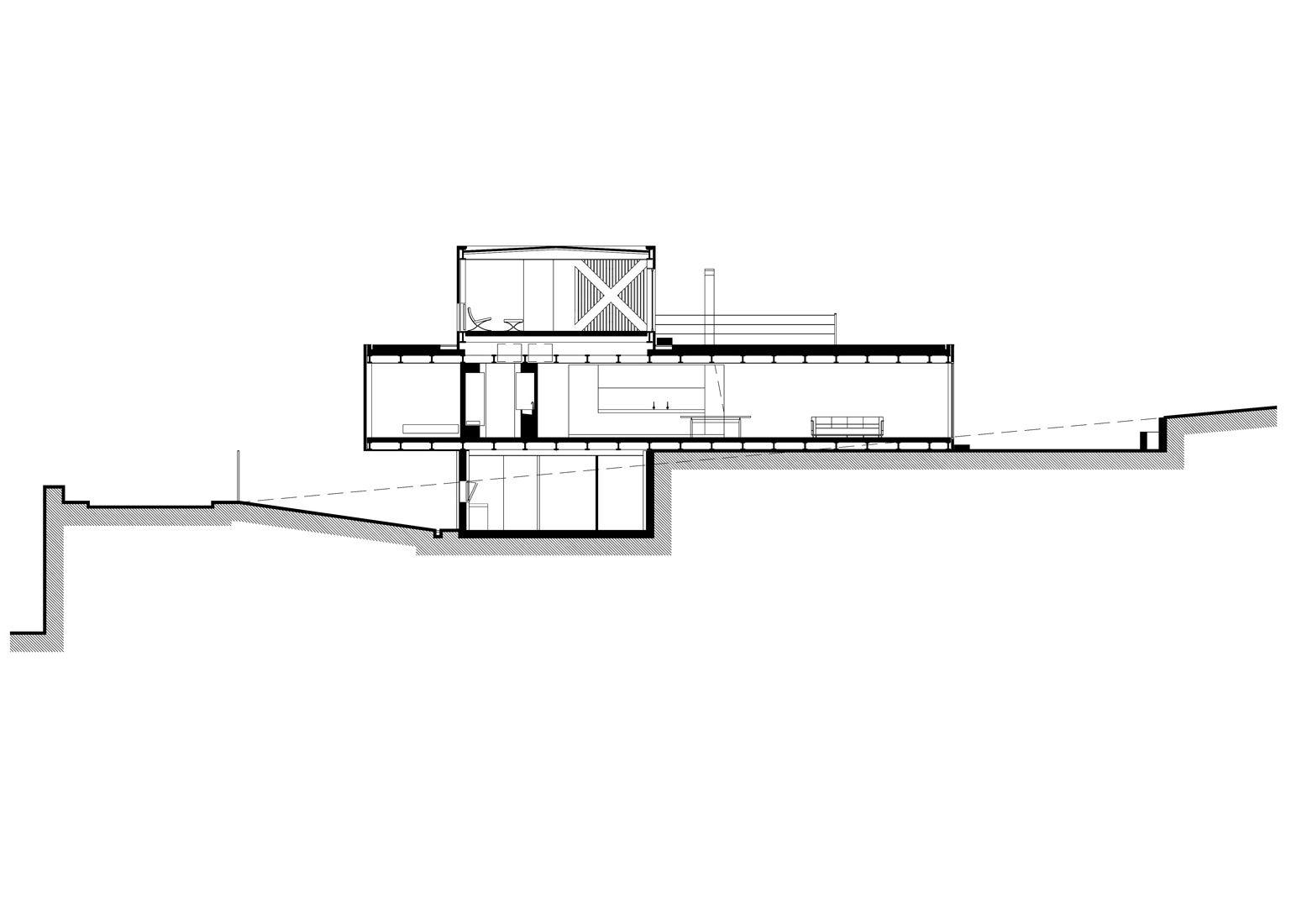 » House In Sèvres | Colboc Franzen & Associés