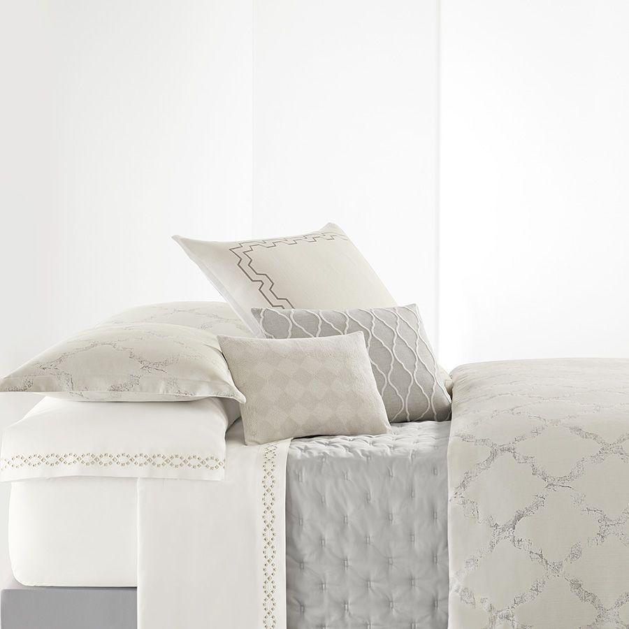 Vera Wang Fretwork Duvet Cover Verawang Beddingstyle Bedroom Trellis Bedding Vera Bed Styling Home Decor Duvet Covers