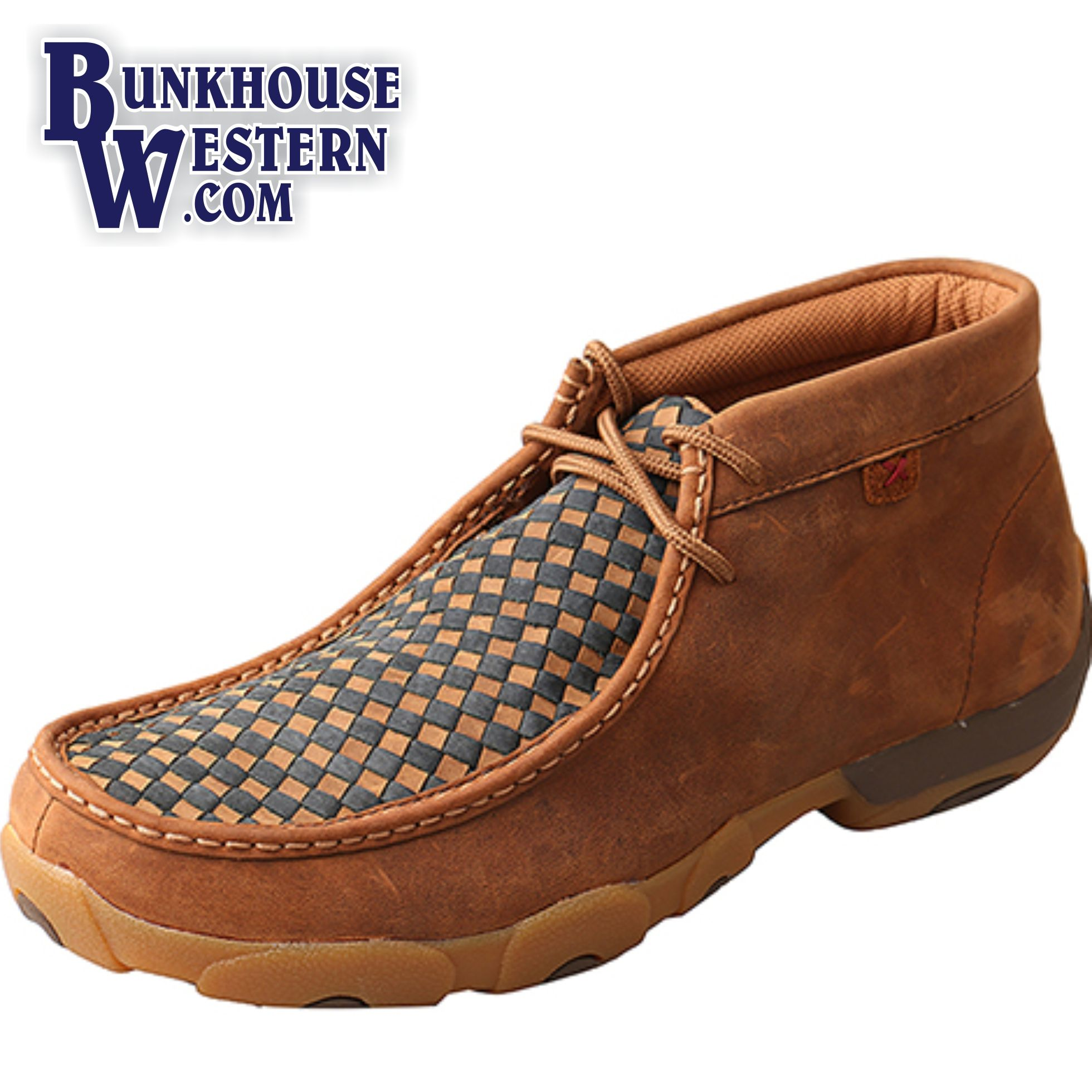 Twisted X, Men's, Leather Moccasins