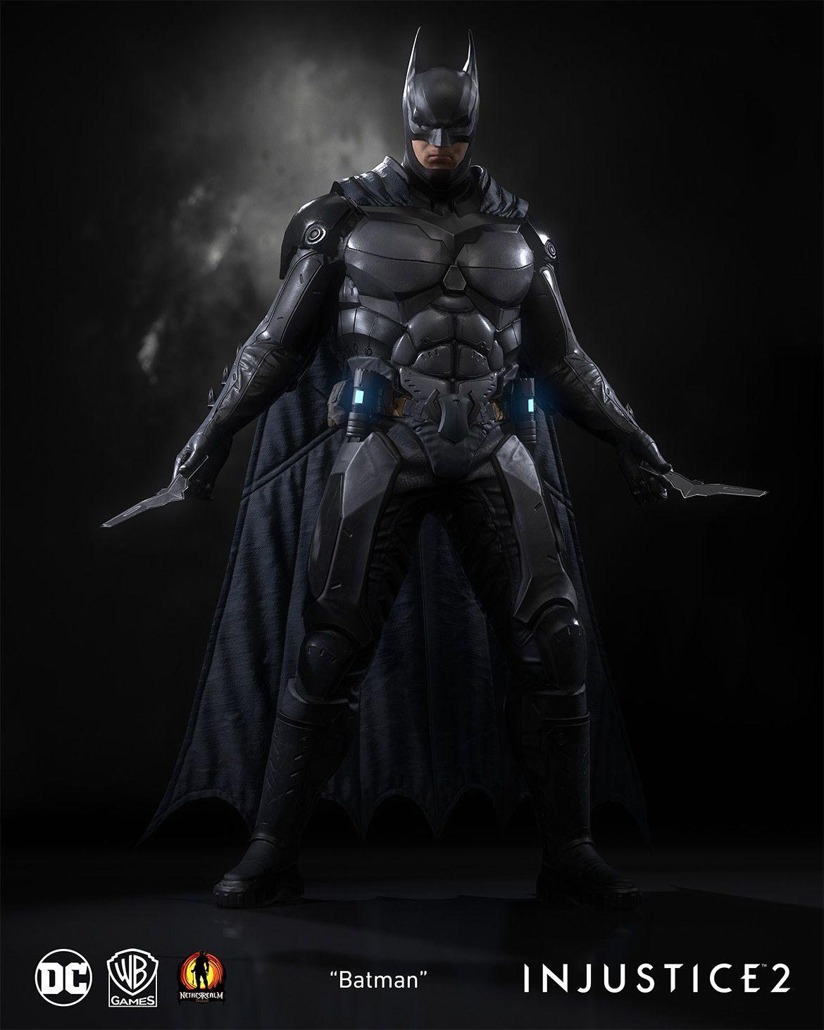 Pin By Barnettj On Dc Batman Injustice Batman Injustice 2 Batman