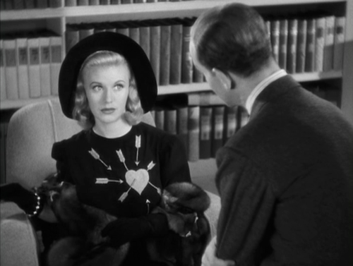 Amanda Cooper Ginger Rogers Under Hypnosis Dr Flagg Is A Horrible Monster Men Like Him Should Be Shot Down Like D Ginger Rogers Fred Astaire Saint Yves