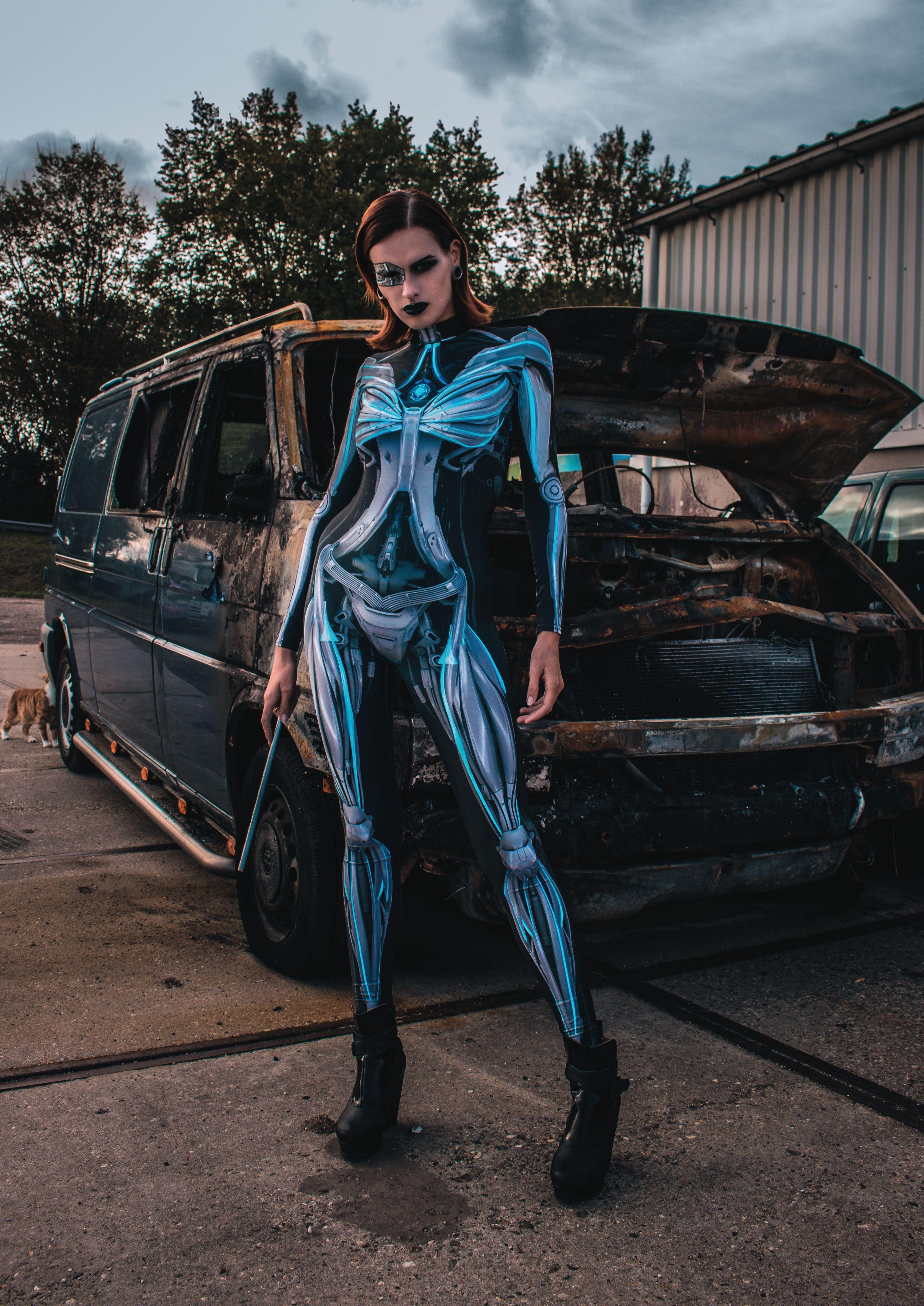 Machina Costume in 2020 Costumes for women, Cosplay