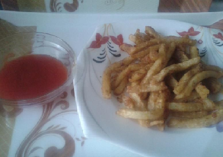 Homemade Potato Finger Chips on MyRecipeMagic.com