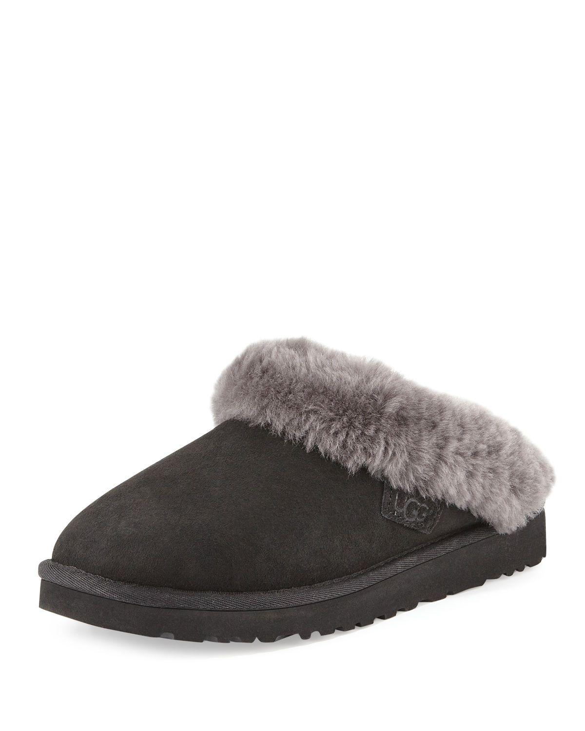 08eaf3d85b2 UGG Cluggette Shearling Slide Slippers | That's cute | Ugg cluggette ...