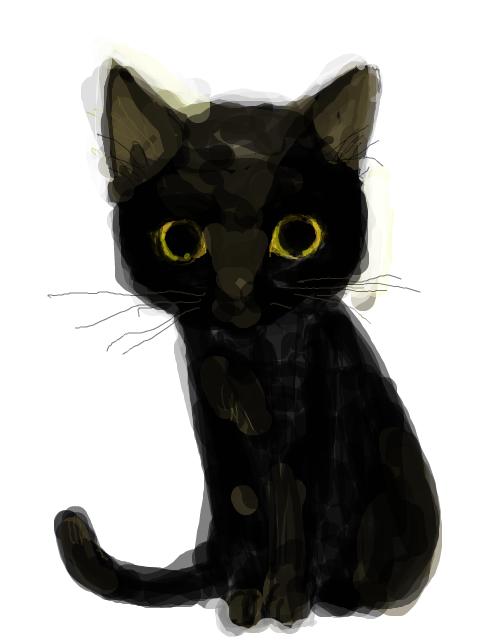 あぶくねこさんのイラスト 生物 動物 ネコ ねこ 猫 Cats In Art