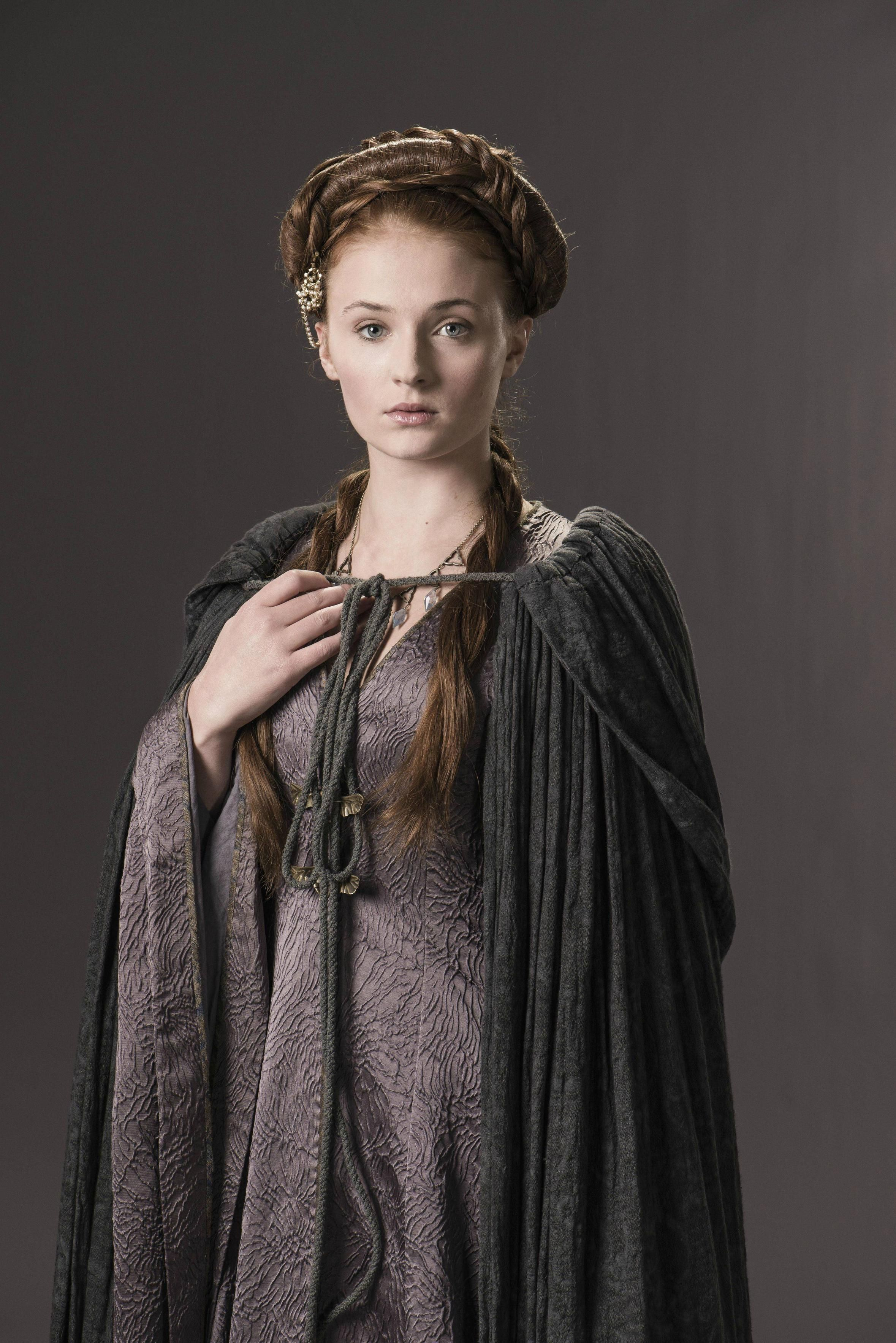 Sophie Turner Hot Sansa Stark Game Of Thrones Season 4 Meme Imgur SophieTurner